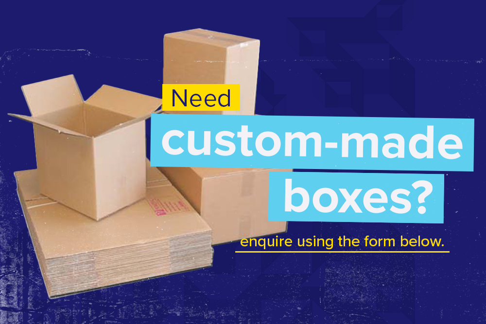 Need custom-made boxes? Enquire using the form below