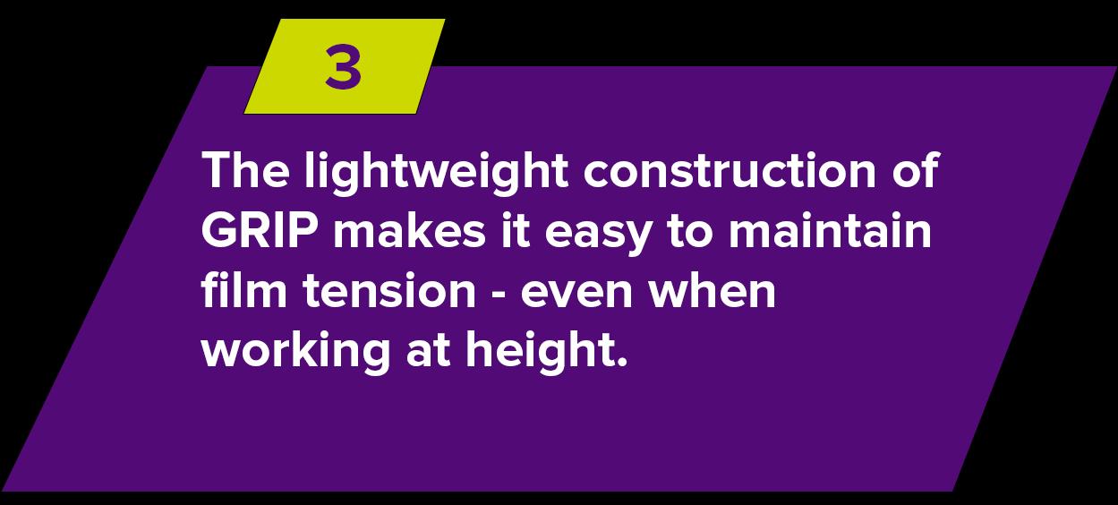 GRIP lightweight construction