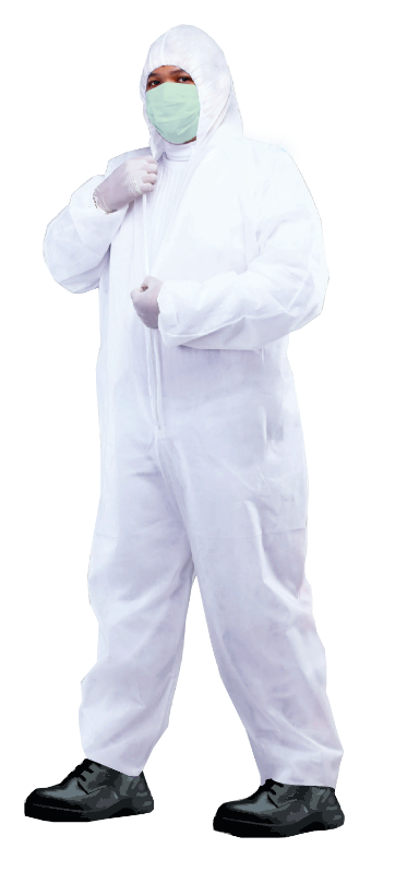 8255-8259_Disposable Coverall 28GSM