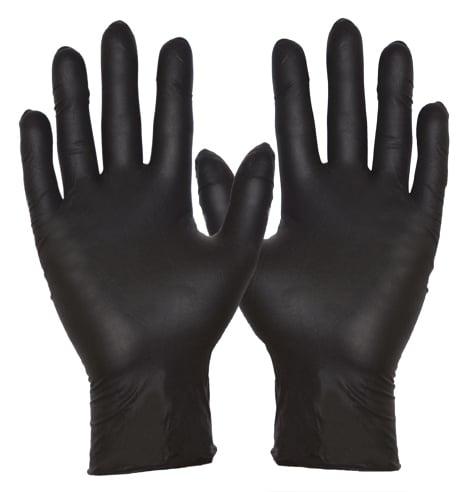 8374_Black Armour Nitrile Gloves2