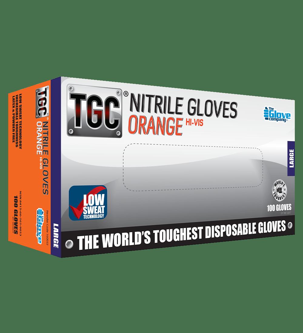 8481_8482_8483_Orange Nitrile Gloves