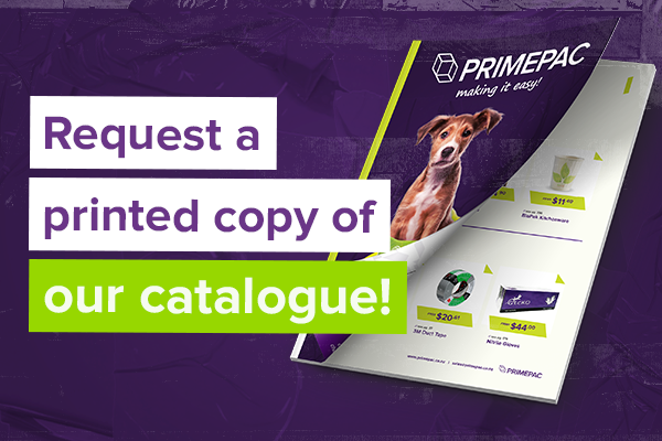 Request a printed copy of our catalogue!
