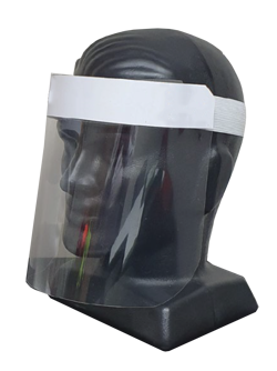 Full face visor