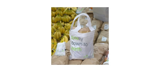Shop reusable bags