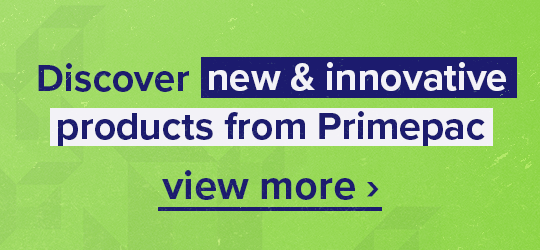 discover new and innovative products from primepac