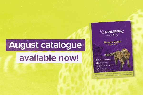 Download the August 2019 catalogue