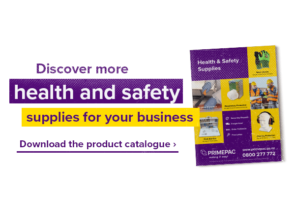 Discover more health and safety supplies for your business