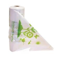Primepac compostable vege bag