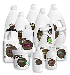 Naturemade cleaning products