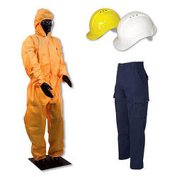 Primepac protective clothing and supplies