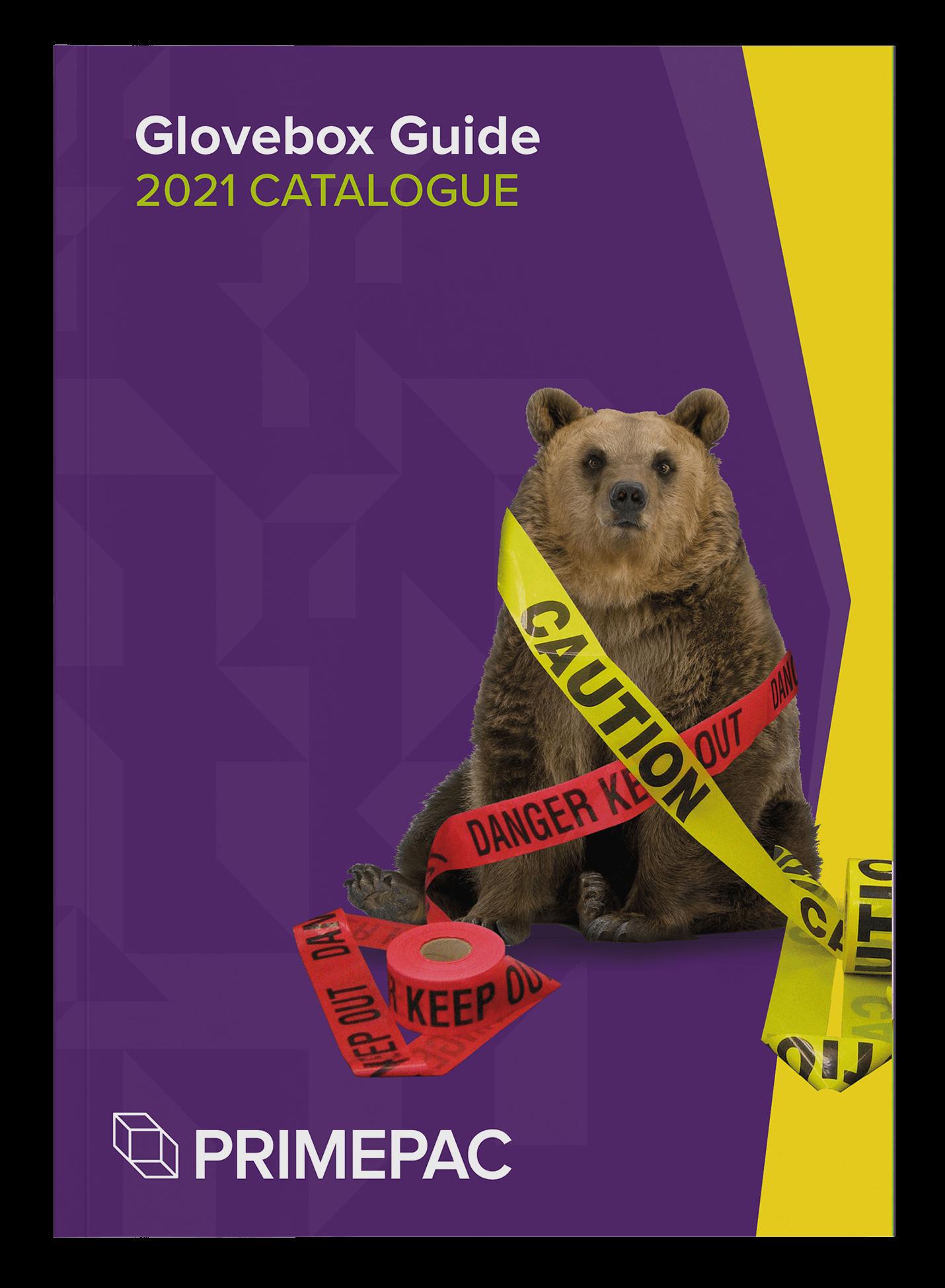 Glovebox guide catalogue