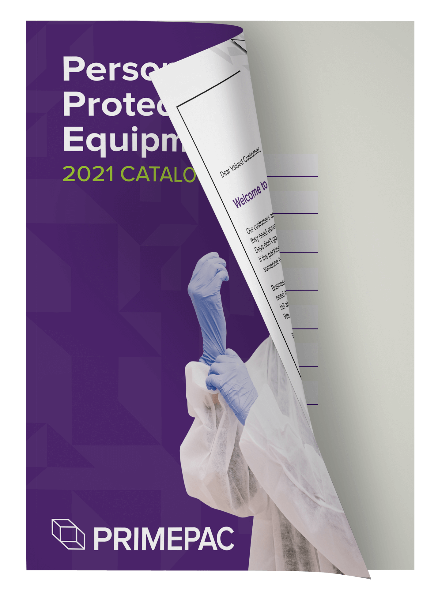 Personal protective equipment open catalogue