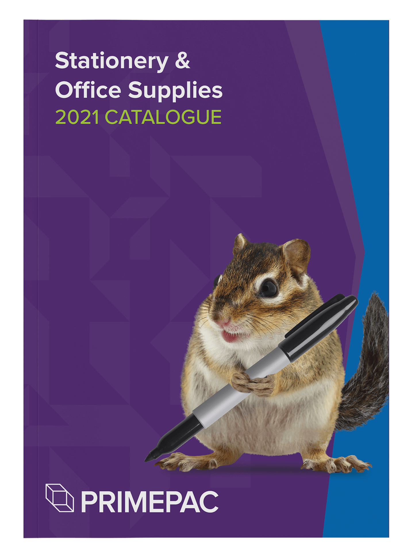 Stationery and office supplies catalogue