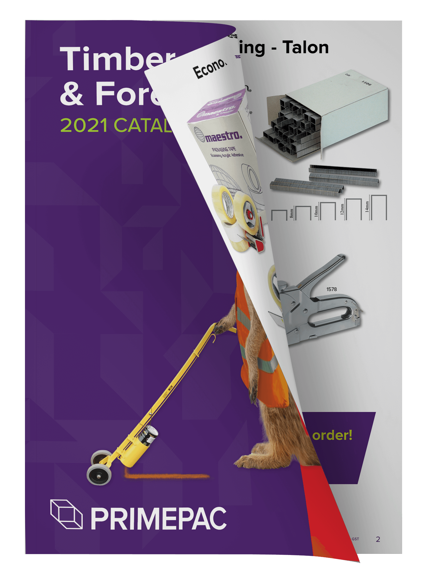 Timber and forestry open catalogue