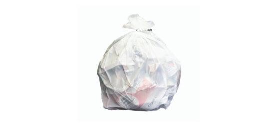 Shop bin liners